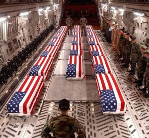 Regardless of how any war gets started, this is the price.