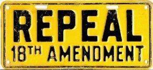 War_Repeal-License_Plate