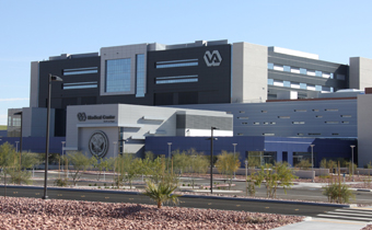 Brand new Las Vegas VA Medical Center