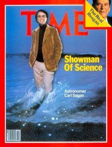 Carl Sagan on TIME.