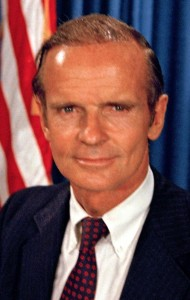 Senator Proxmire of Wisconsin in the 1970's