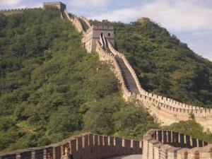 Somehow I don't think Trump's wall will be this sturdy.
