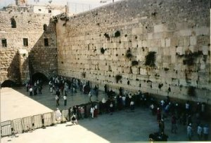 The Wailing Wall (ok, for different reasons)